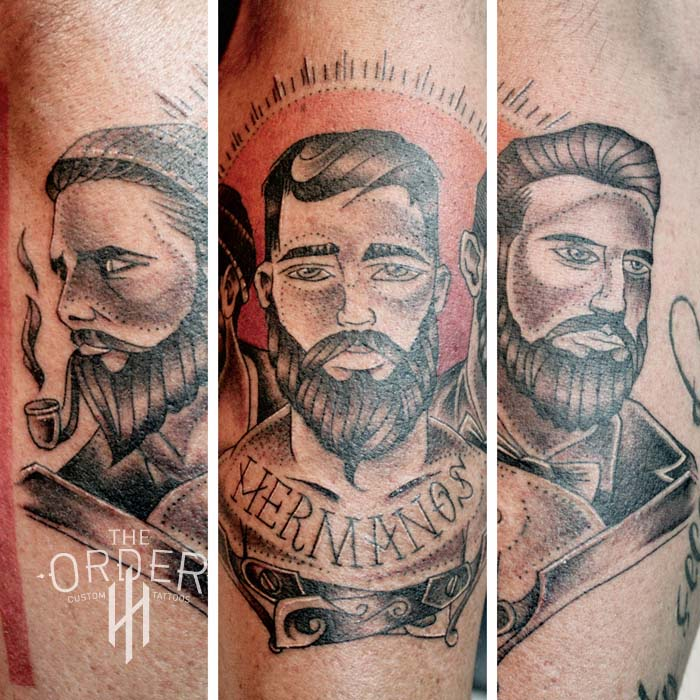 Hermanos Full Tattoo
