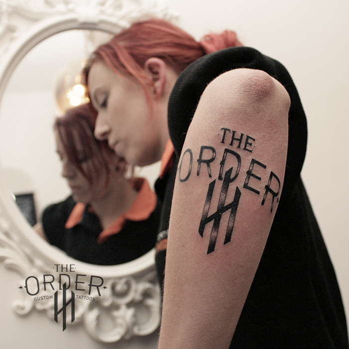 The Order Logo Tattoo – The Order