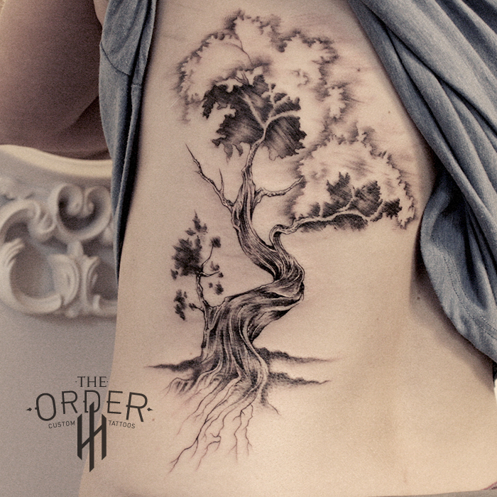 Tree Tattoo – The Order