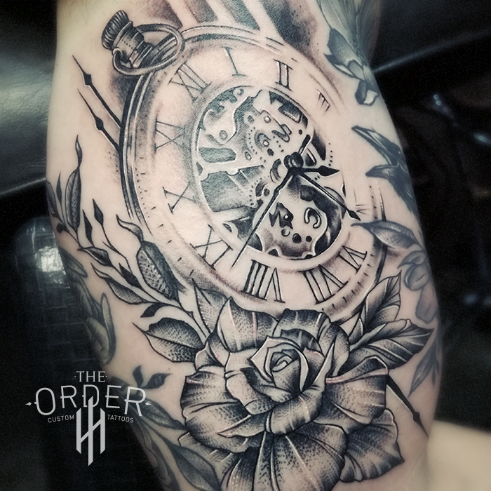 Watch And Rose Tattoo – The Order